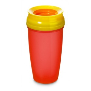 1/640 Hrníček LOVI 360 ACTIVE 350ml bez BPA červený
