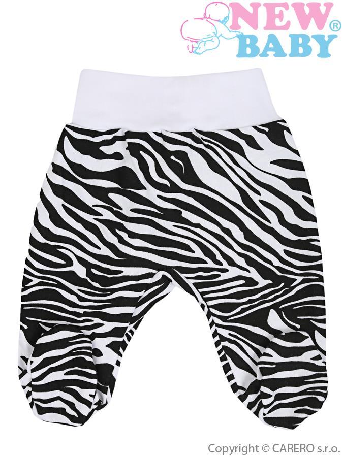 Kojenecké polodupačky New Baby Zebra, vel. 68