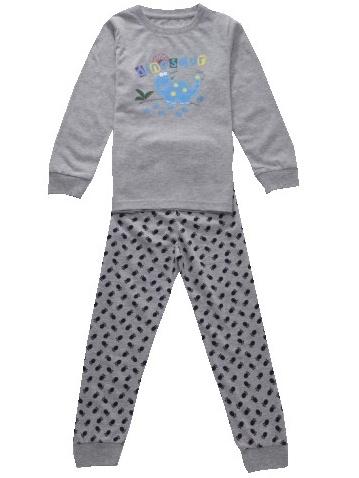 Dětské chlapecké pyžamo Wolf S2754 šedé, vel. 104