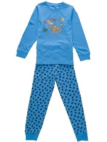 Dětské chlapecké pyžamo Wolf S2754 modré, vel. 98