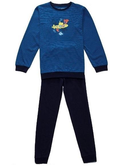 Dětské chlapecké pyžamo Wolf S2755 tmavě modré, vel. 110