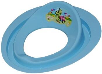 Tega Dětské sedátko na WC želva modré