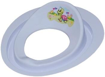 Tega Dětské sedátko na WC želva fialové