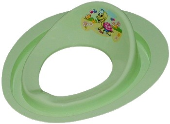 Tega Dětské sedátko na WC želva zelené