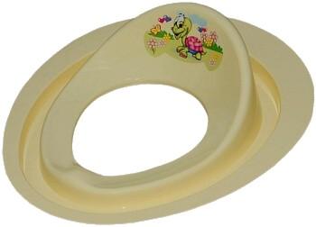 Tega Dětské sedátko na WC želva žluté