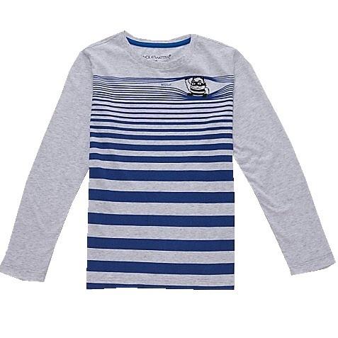 Dětské chlapecké triko dlouhý rukáv Wolf S2731 světle modré, vel. 98