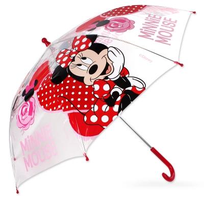 Dětský deštník Setino Minnie Mouse srdíčka