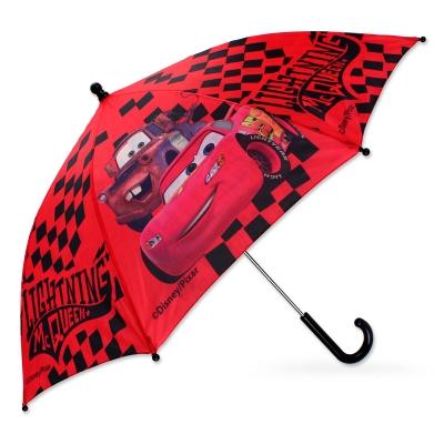Dětský deštník Setino Cars červený