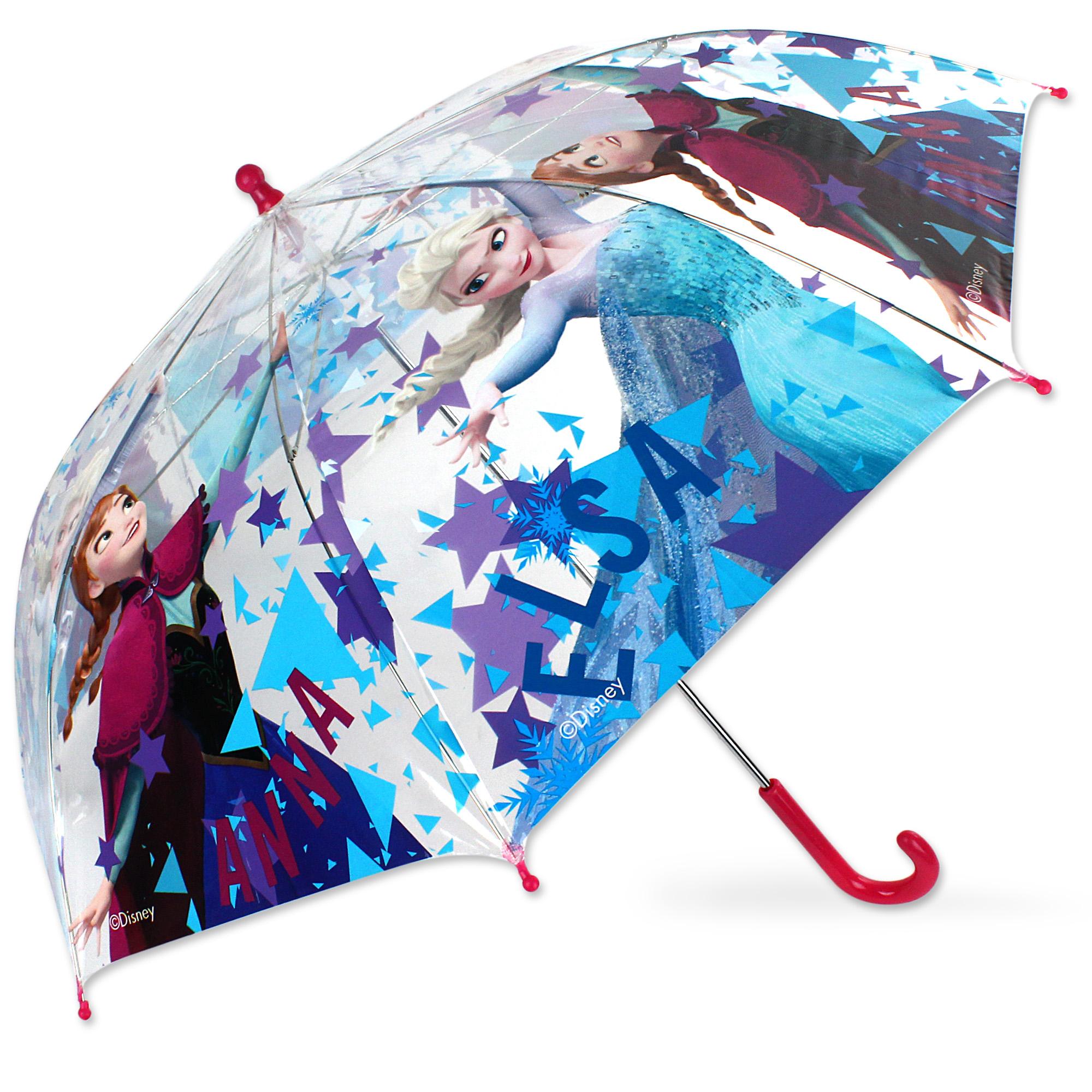Dětský deštník Setino Frozen Anna A Elsa