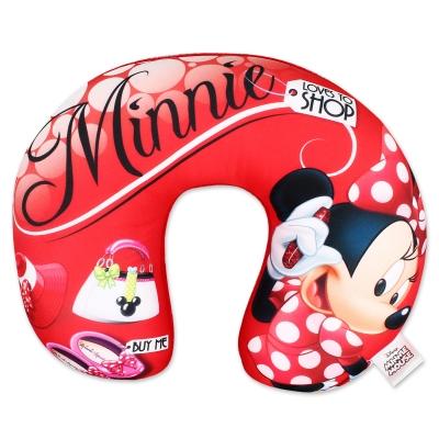 Dětský cestovní polštářek Setino Minnie 48 31x26x8 cm