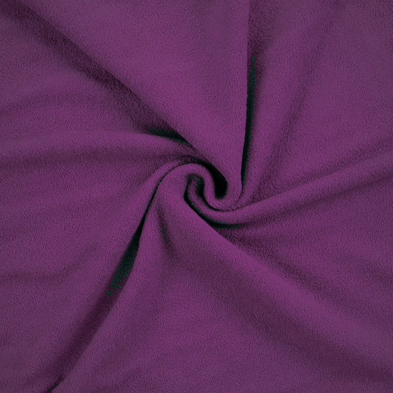 Brotex Písek Froté prostěradlo 90x200 cm, tmavě fialové