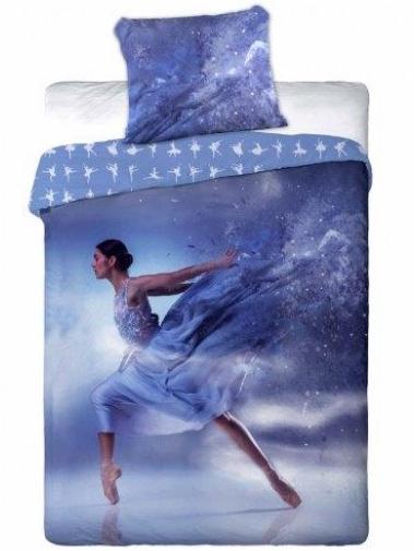 Faro Povlečení Balet bavlna 140x200 + 70x90 cm