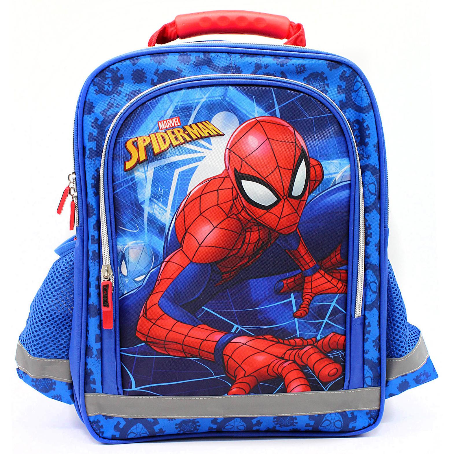 Školní anatomický batoh Setino 600-652 Spiderman