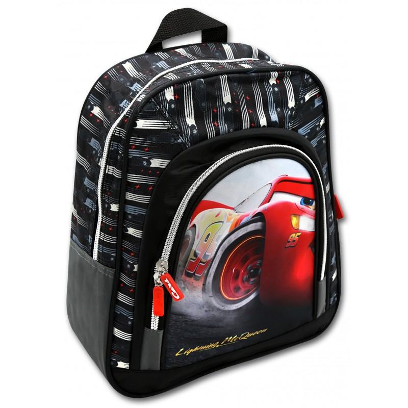 Dětský předškolní batoh Setino 600-673 Cars 30x27x11 cm
