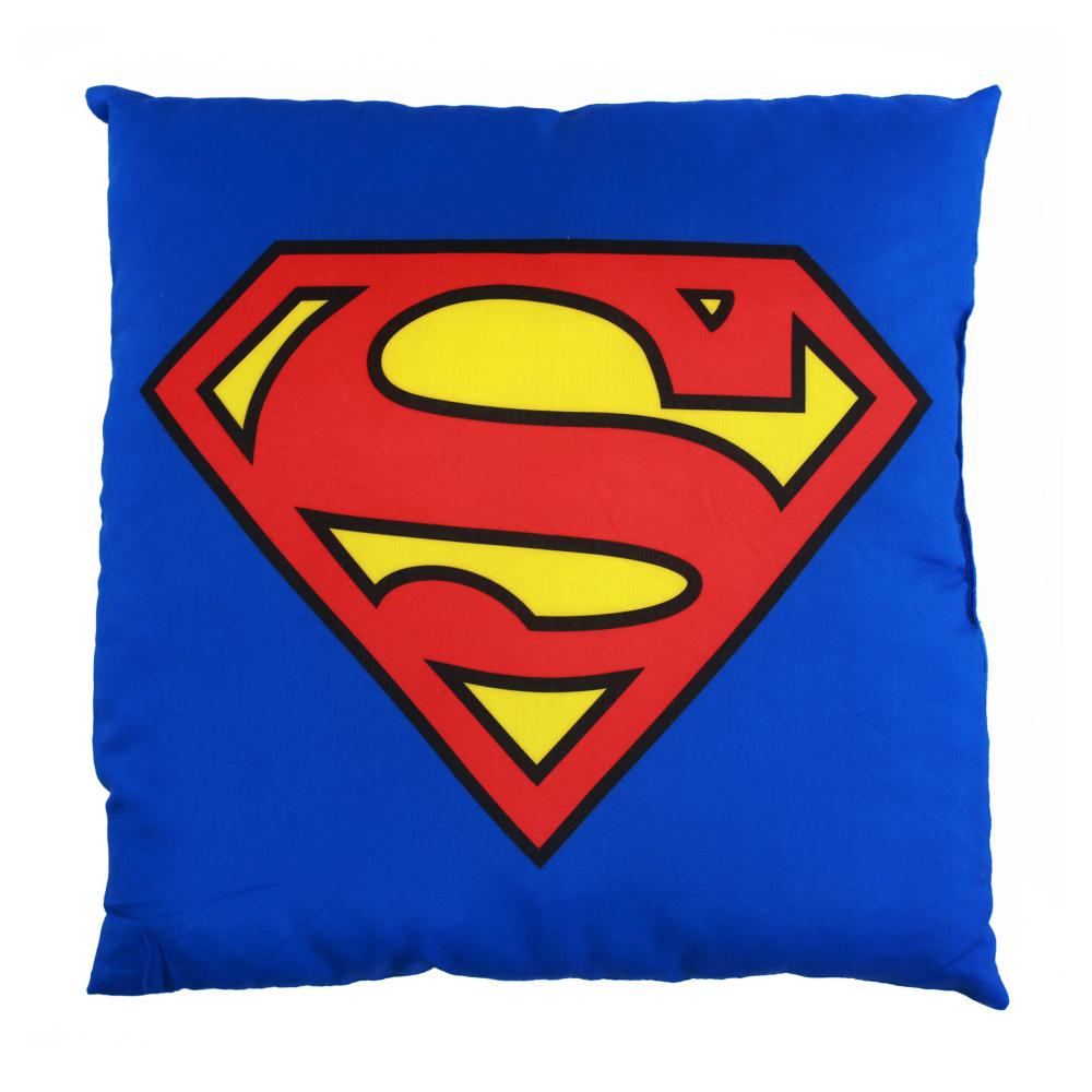 Dětský polštářek Setino 610-001 Superman 40x40 cm