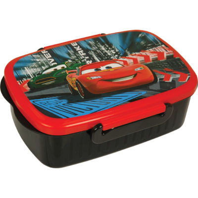 SunCe Box na svačinu - Disney Auta Cars S-4203-CRP 6x17x11 cm