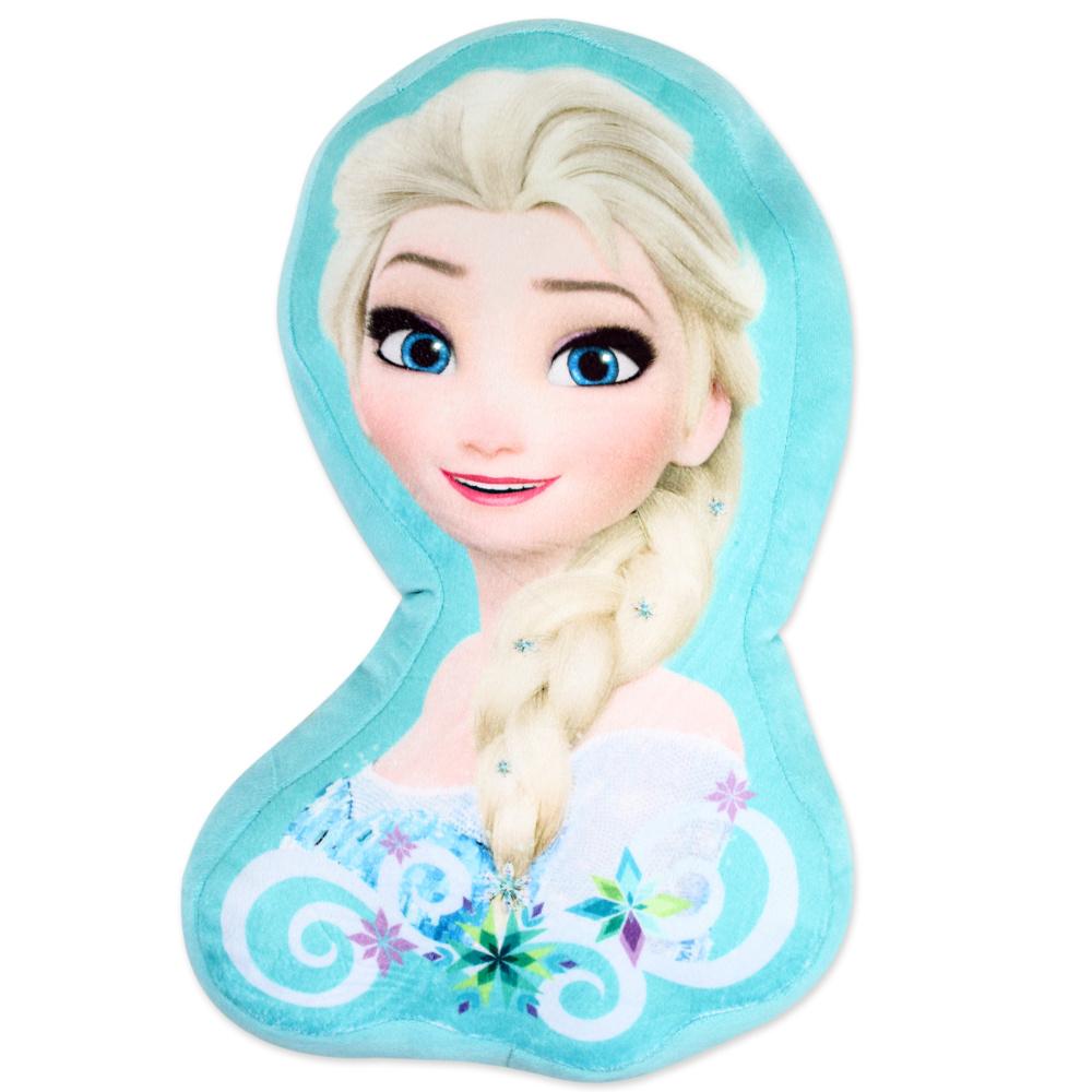 Dětský polštářek Setino Ledové království - Frozen 39 36x26 cm