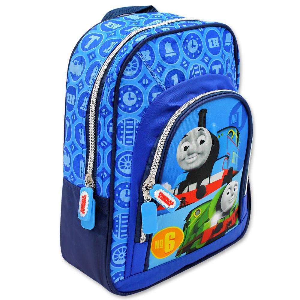 Dětský předškolní batoh Setino 600-628 Mašinka Tomáš
