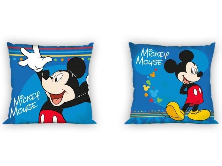 Faro Povlak na polštářek Mickey Mouse 017 polyester 40x40 cm