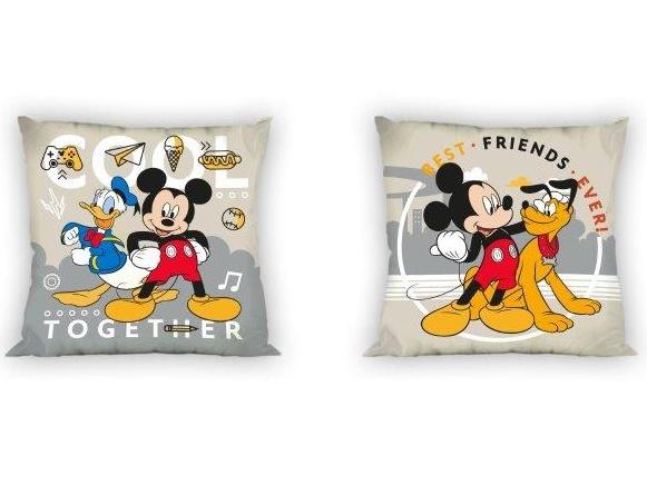 Faro Povlak na polštářek Mickey Mouse 015 polyester 40x40 cm
