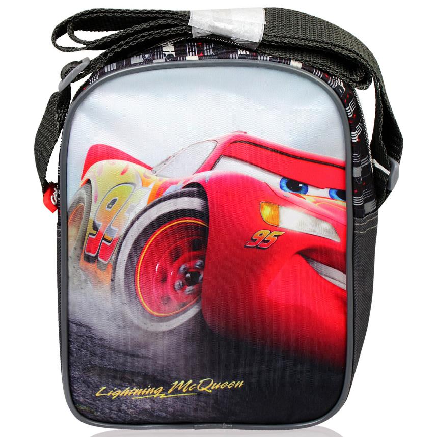 Dětská taška přes rameno Setino Cars 3 Blesk McQueen 22 x 16 x 8 cm