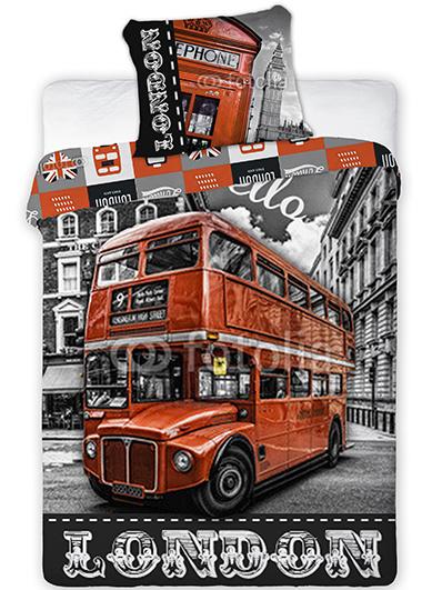 Faro Povlečení London bavlna 140x200 + 70x90 cm