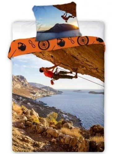 Faro Povlečení Horolezectví bavlna 140x200 + 70x90 cm