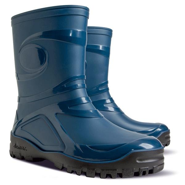 Dámské nízké holinky Demar Young 2 0460 A modré