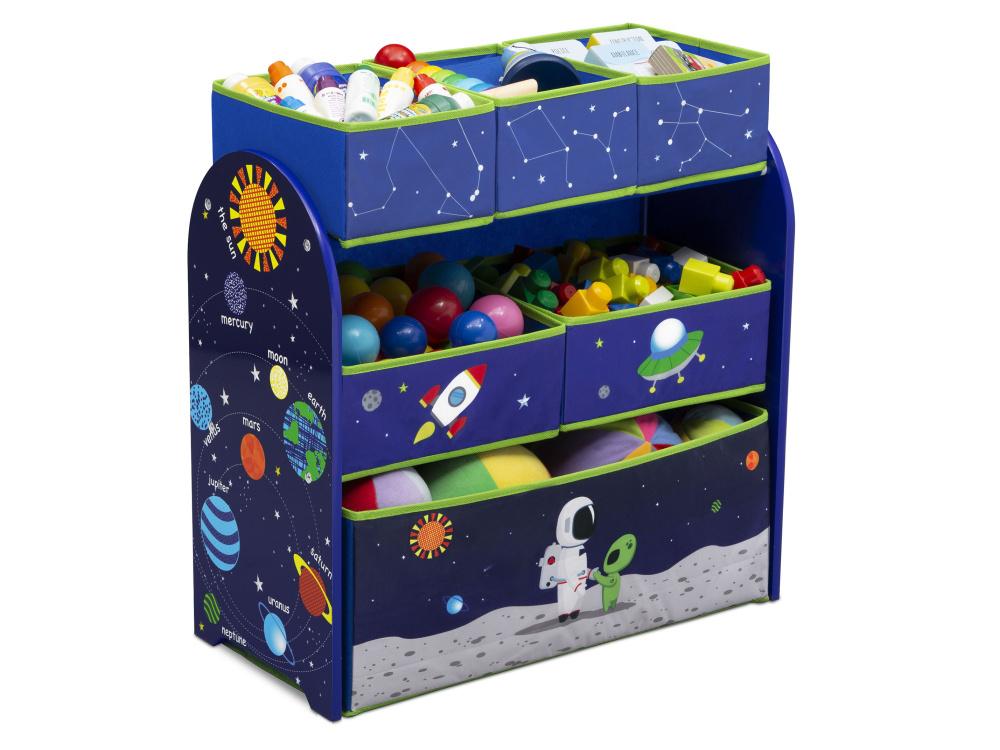 Delta Organizér na hračky Astronaut