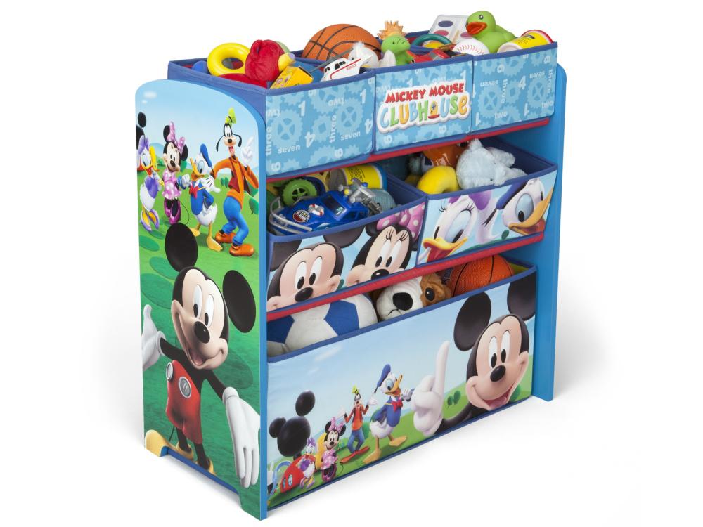 Delta Organizér na hračky Mickey Mouse