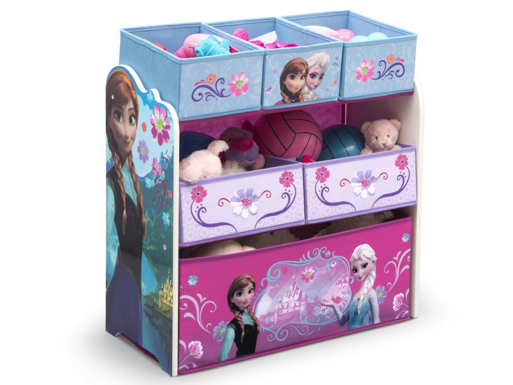 Delta Organizér na hračky Ledové království-Frozen