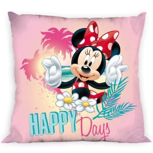 Faro Povlak na polštářek Minnie Mouse 13 polyester 40x40 cm