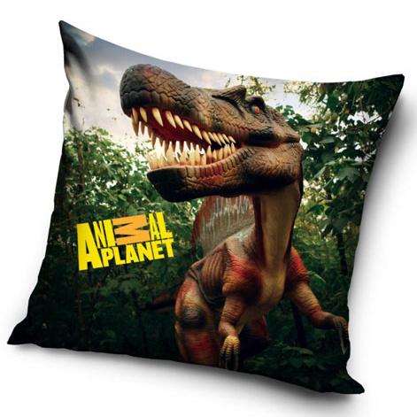 Carbotex Povlak na polštářek Animal Planet Dinosaurus micro 40x40 cm