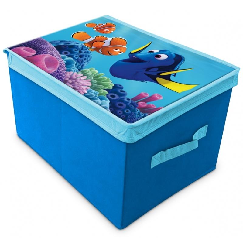Eli Box na hračky s víkem Hledá se Dory