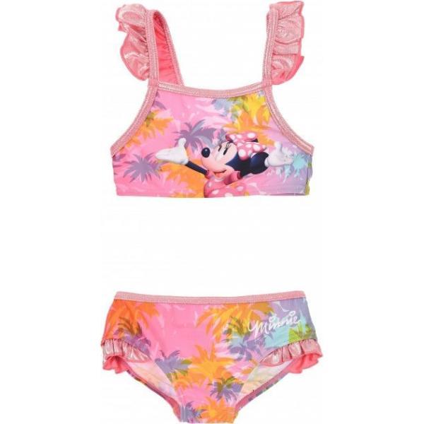 Dětské dívčí plavky Sun City Minnie baby se 0230 růžové