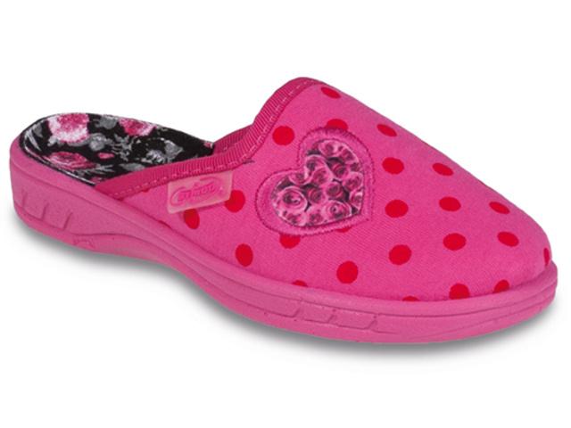 Dětské dívčí pantofle Befado 707X368, vel. 28