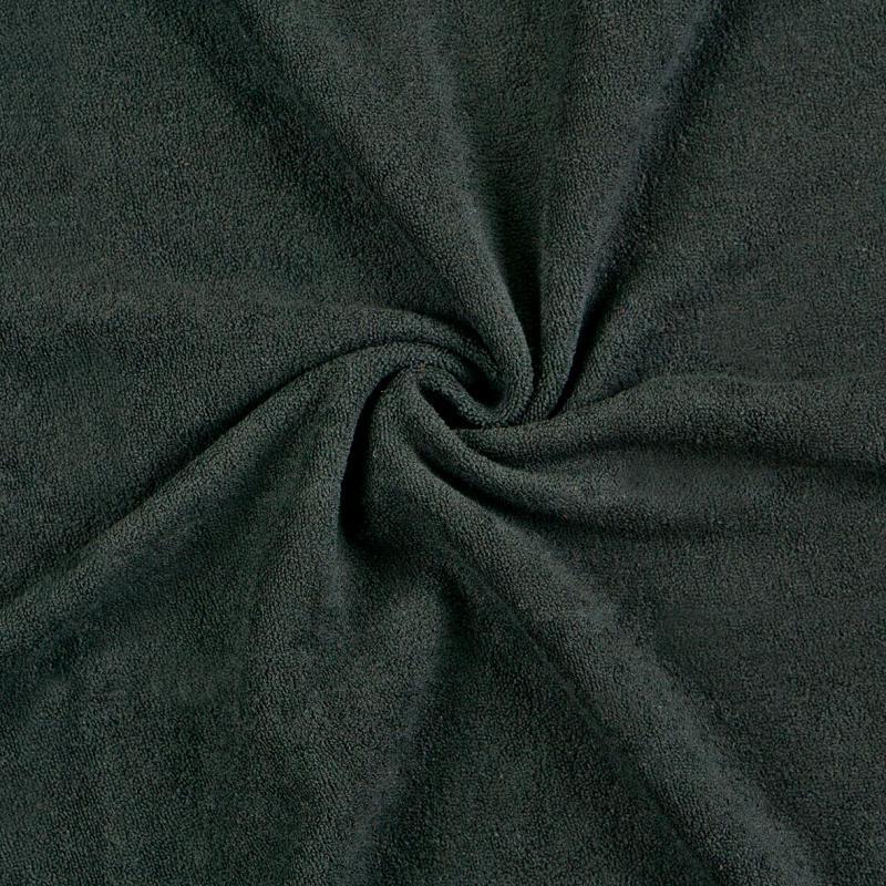 Brotex Písek Prodloužené froté prostěradlo 80x220 cm, černé