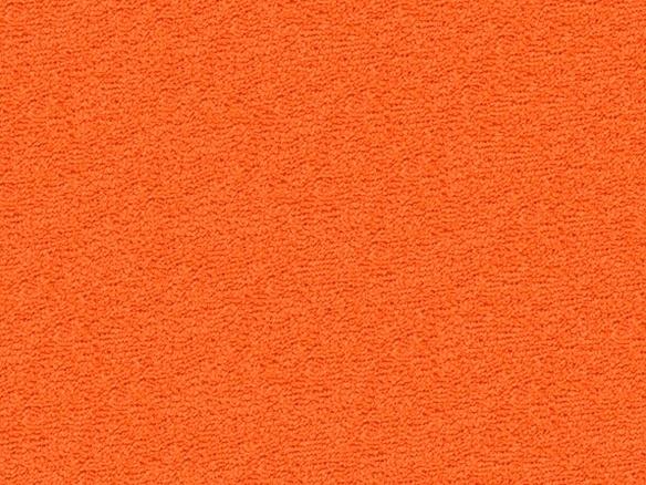 Brotex Písek Froté prostěradlo 120x200 cm, oranžové