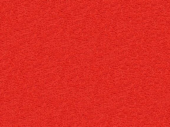 Brotex Písek Froté prostěradlo 120x200 cm, červené
