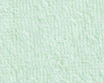 Brotex Písek Froté prostěradlo 80x200 cm, světle zelené
