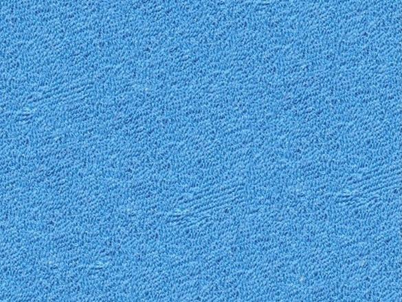 Brotex Písek Froté prostěradlo 80x200 cm, modré