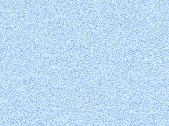 Brotex Písek Froté prostěradlo 80x200 cm, světle modré