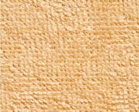 Brotex Písek Froté prostěradlo 80x200 cm, béžové