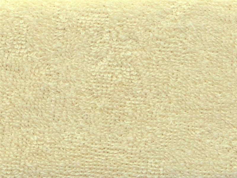 Brotex Písek Froté prostěradlo 80x200 cm, citrus