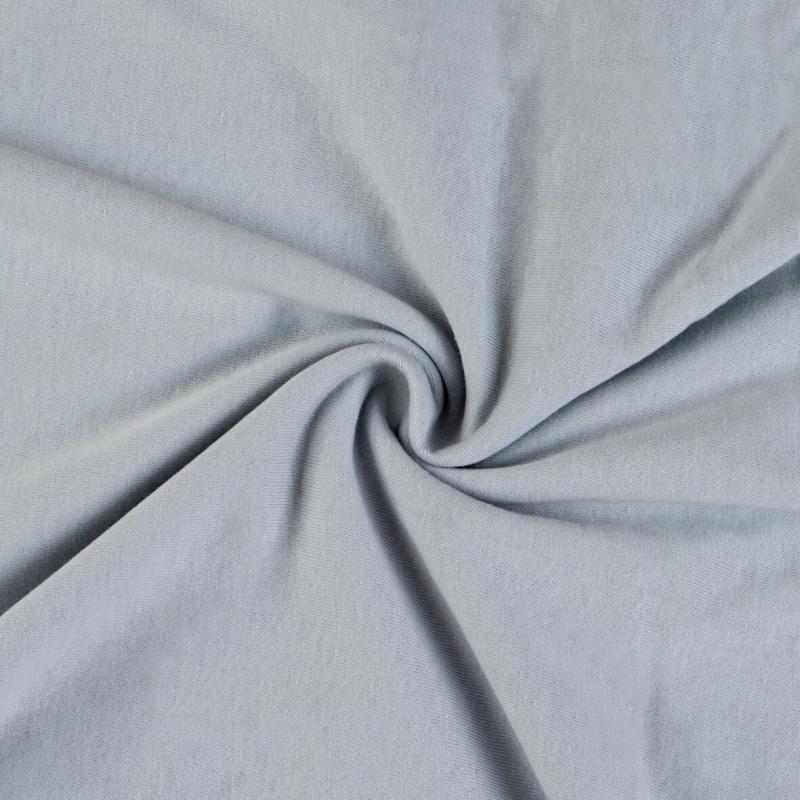Brotex Písek Jerzey prostěradlo 120x200 cm, šedé