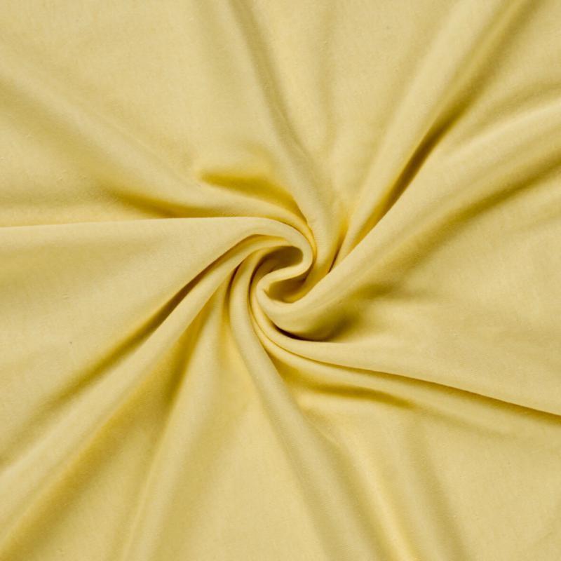 Brotex Písek Jerzey prostěradlo 120x200 cm, citrus