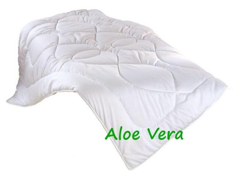 Brotex Písek Prodloužená přikrývka Aloe Vera 140x220cm letní 495g