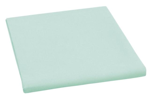 Brotex Písek Napínací prostěradlo bavlněné 90x200cm zelené