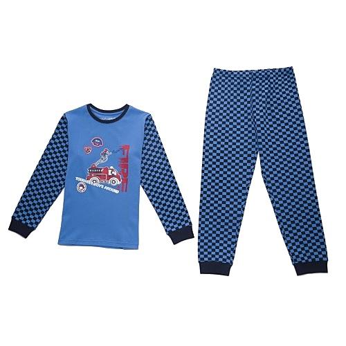 Dětské chlapecké pyžamo Wolf S2668 modré, vel. 110
