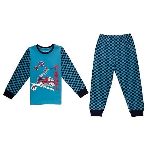 Dětské chlapecké pyžamo Wolf S2668 zelené, vel. 116